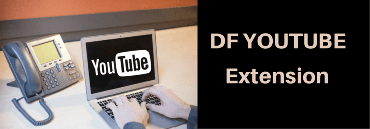 Watch YouTube Videos Without Distraction With DF YouTube Extension