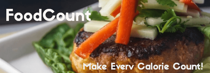 FoodCount is a Meal Planner and Calorie Calculator For Your Weight Loss Goals