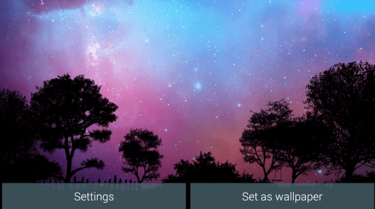 Deck Up Your Android Device With Free Live Wallpapers