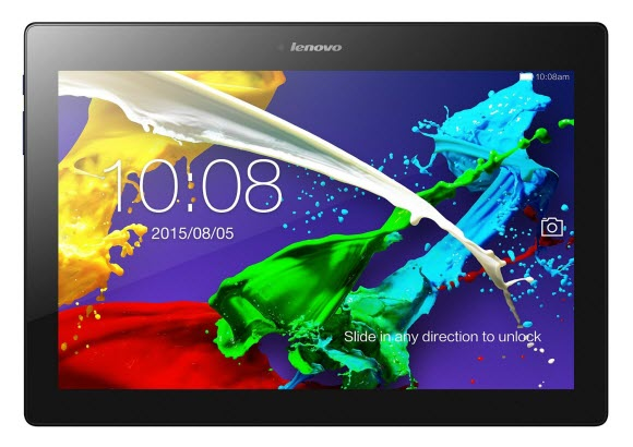 Lenovo Tab 2 A10 - Tablets to Gift This Holiday
