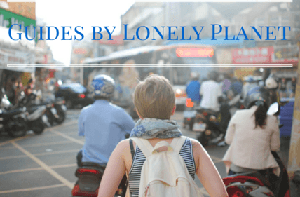 Guides by Lonely Planet fi