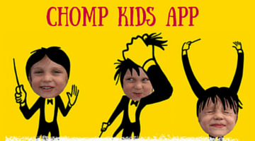 chomp kids app - gt