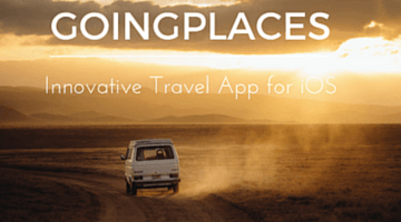 goingplaces travel app - gt