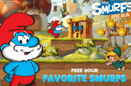 smurf's epic run fi