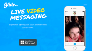 Glide Brings Live Video Messaging to Windows Phone fi