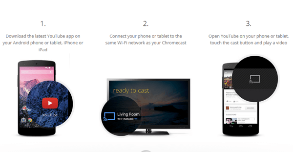 How to Setup and Use Google Chromecast