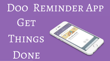 Complete Your Reminders in Style with Doo Reminders App for iOS fi