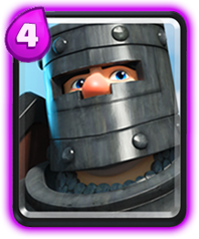 Clash Royale Cards in Arenas - dark prince