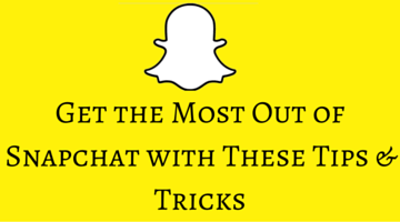 Get the Most Out of Snapchat with These Tips and Tricks fi