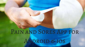 Pain and Sores App fi
