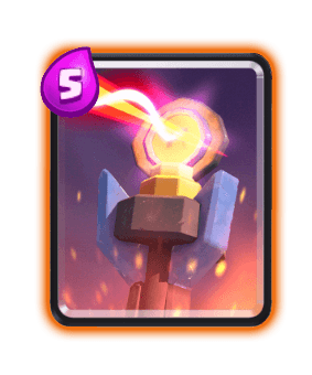Clash Royale Cards in Arenas - Inferno Tower