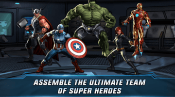 Marvel Avengers Alliance 2 Game Hits the App Stores fi