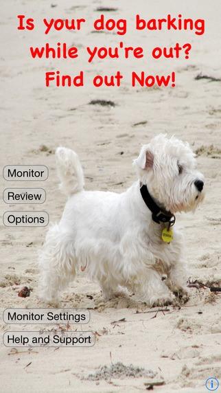 Barking Dog App