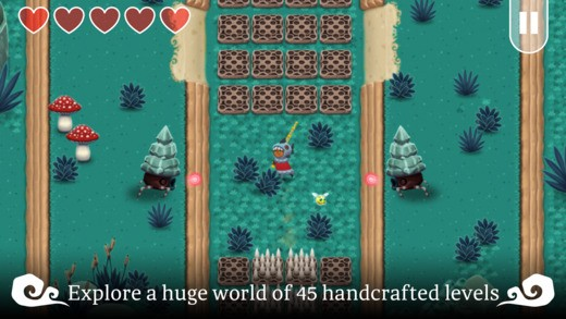 Legend of the Skyfish levels