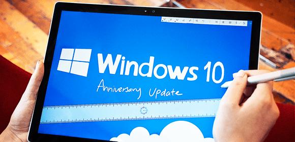 Windows 10 Anniversary Update New Features