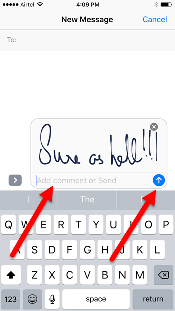 add-comments-and-send