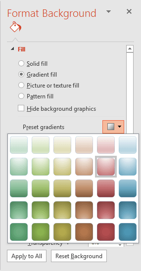 applying-a-gradients-option