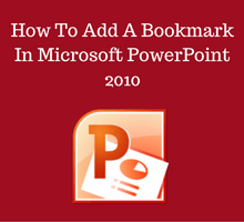 how-to-add-a-bookmark-in-microsoft-powerpoint-2010-tfi