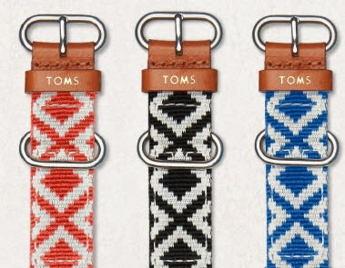 toms for apple watch bands the artisan collection