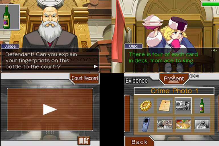 Apollo Justice Ace Attorney Out Now on iOS