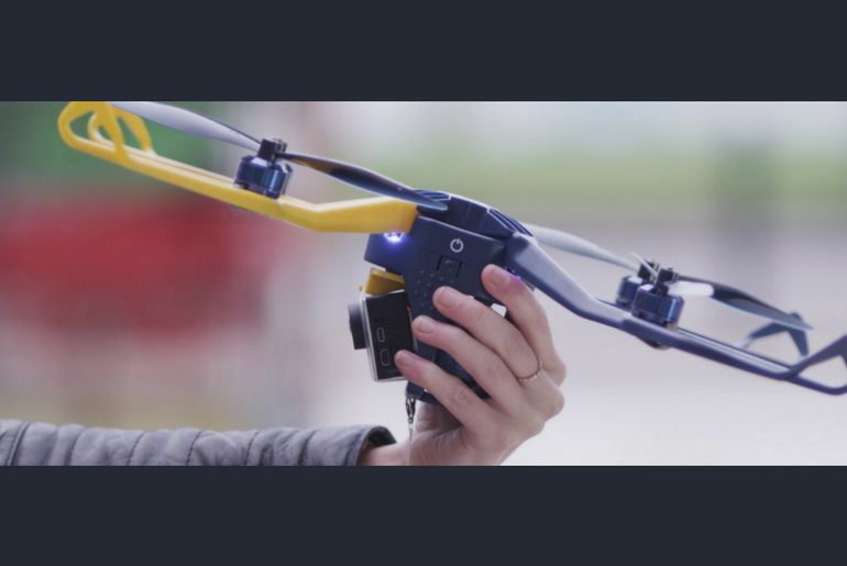 Flying Camera Fotokite Phi
