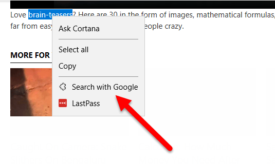 search-with-google-menu-in-edge