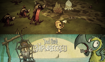 Survival Adventure Game Don't Starve Shipwrecked is Out on iOS