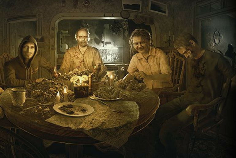 Prepare to be Horrified as Resident Evil 7 Biohazard is Released