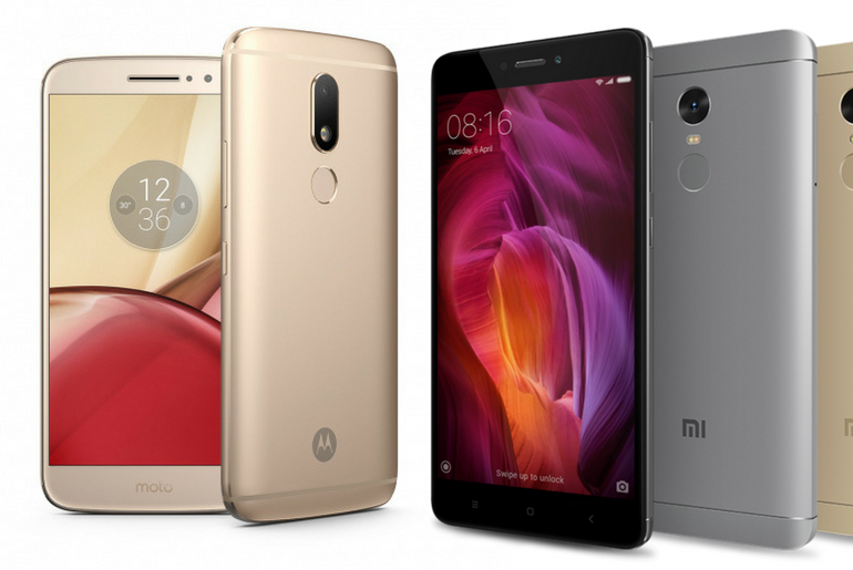 Moto M Vs Xiaomi Redmi Note 4