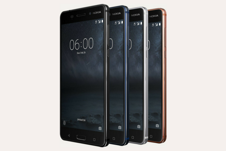 Nokia 6 Android Phone - TATFI