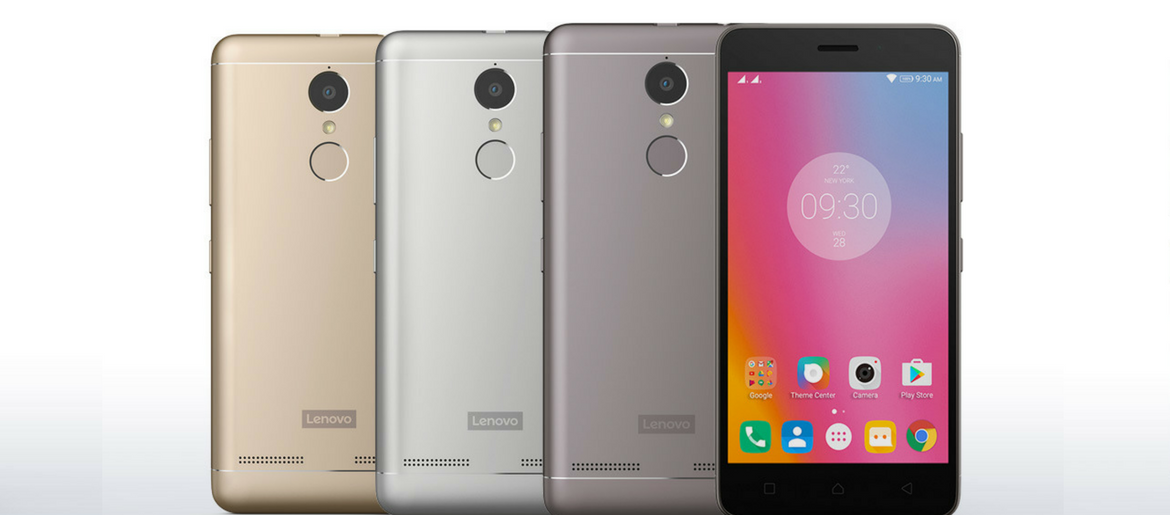 Lenovo K6 Power - TATFI