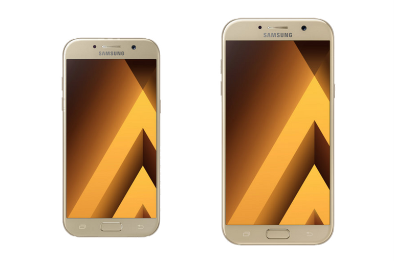 Samsung Galaxy A5 and Galaxy A7 2017 - TATFI