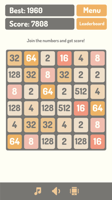 Two Numbers Puzzle Game