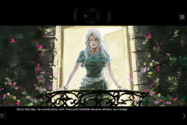 Along the Edge is a Supernatural Thriller for Your iPad