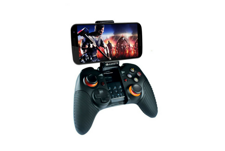 Turn Your Android into a Handheld with Amkette Evo Gamepad Pro 2