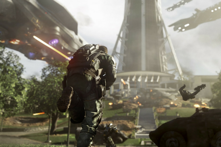 Call of Duty Infinite Warfare is Out for Xbox One and Windows 10