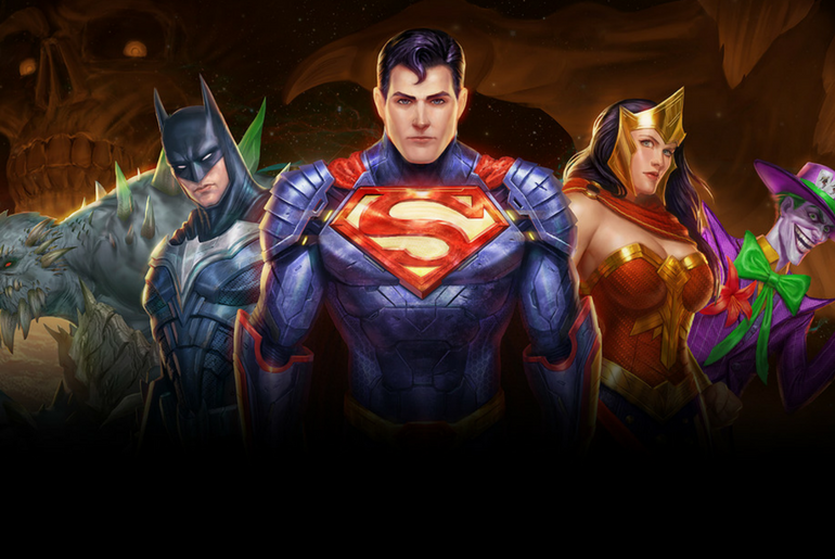DC Legends Lands on Google Play and the App Store