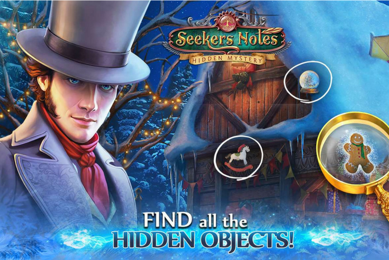Hidden Mystery Game Seekers Notes Gets Halloween Update