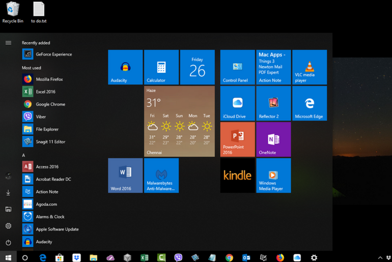 How to Add Hibernate to the Windows 10 Start Menu