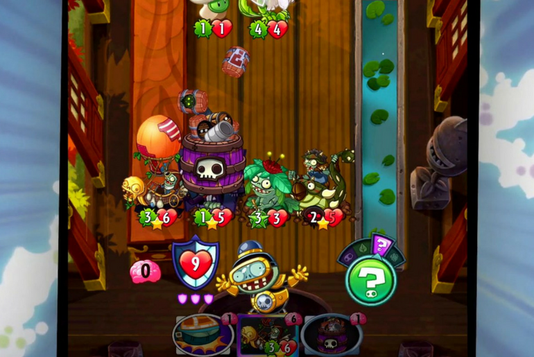 Plants vs Zombies Heroes is Your Must Play Card Game of the Week