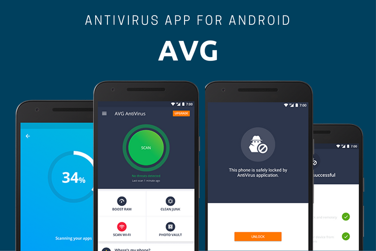 Protect Your Phone with AVG AntiVirus