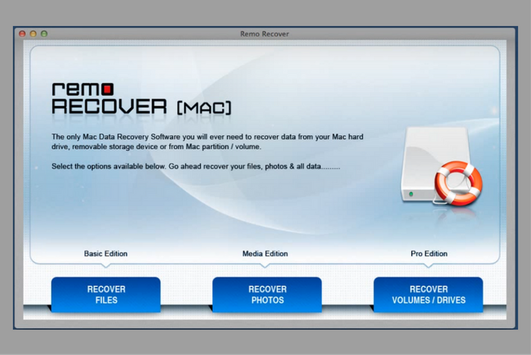 Remo Recover for Mac