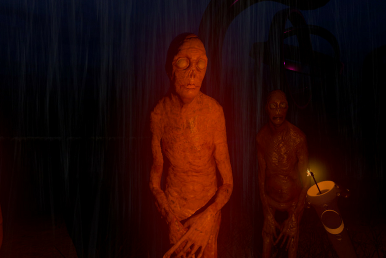 Spooky Horror Game Grave VR Launches Just in Time for Halloween