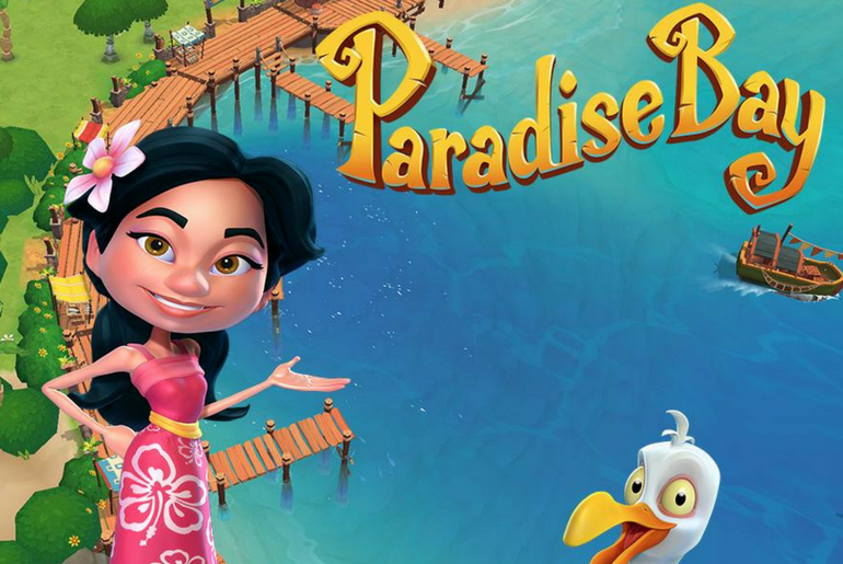 Paradise Bay Game Comes to the Windows Store