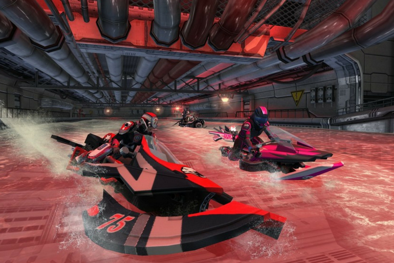 Riptide GP Renegade Out Now on iOS