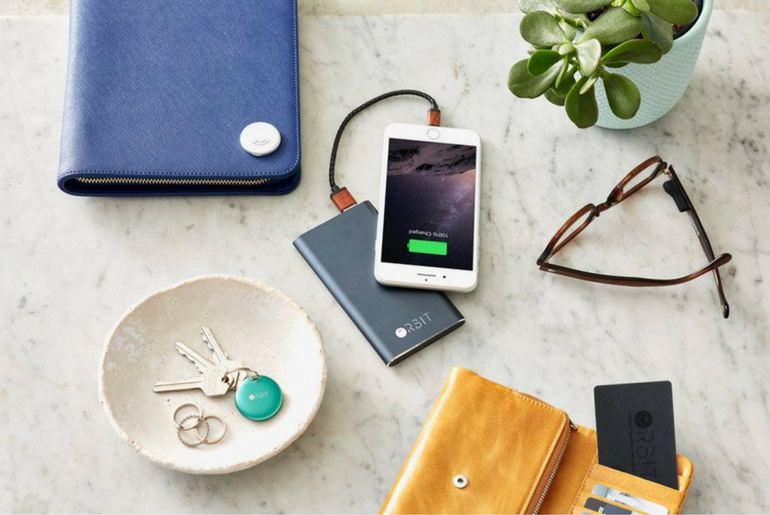 Stop Losing Stuff with Orbit Bluetooth Tracker Tags