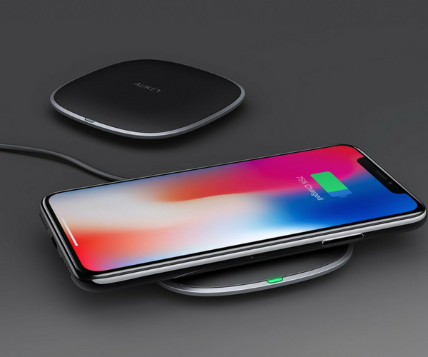 Aukey Graphite Wireless Charger
