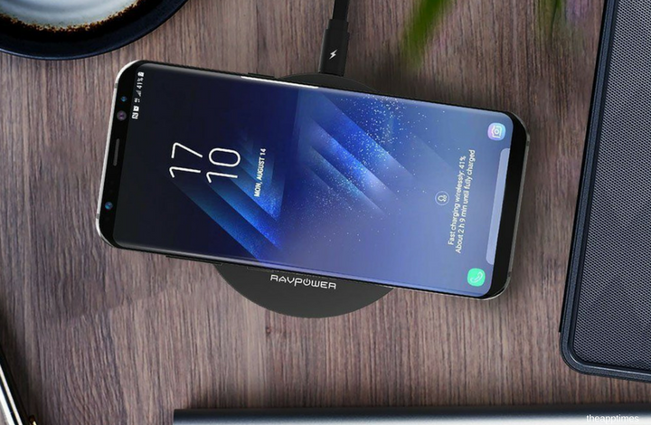 Best Wireless Chargers for Samsung Galaxy S9 - FE
