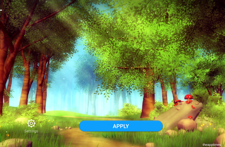 Forgotten Forest is an Enchanting Live Wallpaper for Your Android - FE