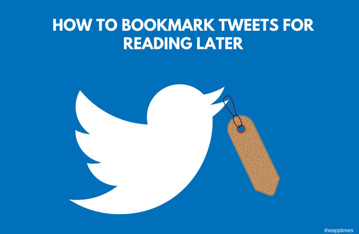 How to Bookmark Tweets for Reading Later on Your Smartphone - FE